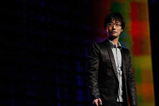 Hideo Kojima for Wired