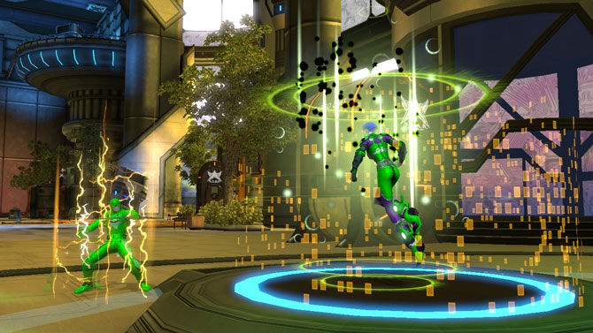 DC Universe Online Starlabs two players