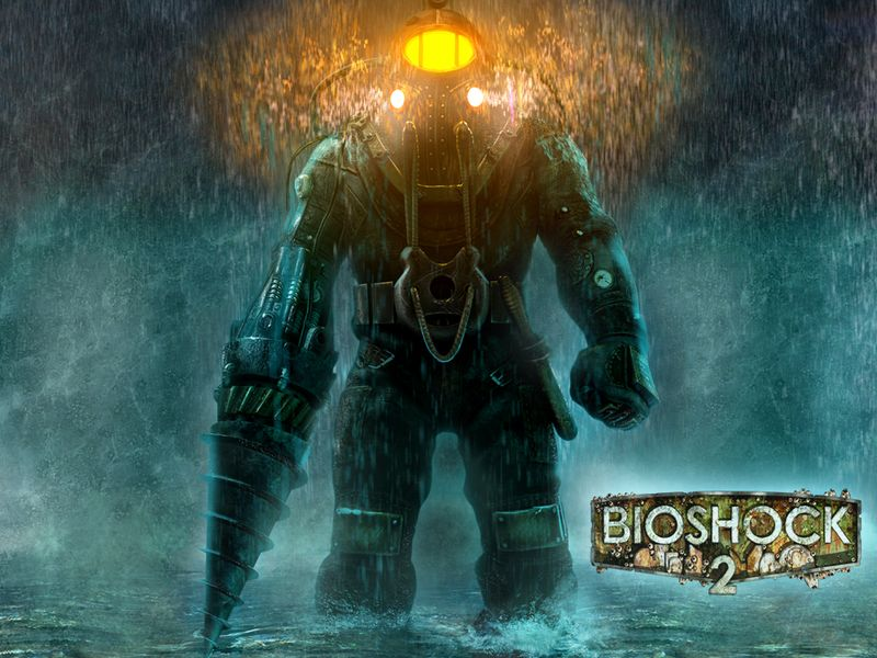 Bioshock 2 Big Daddy