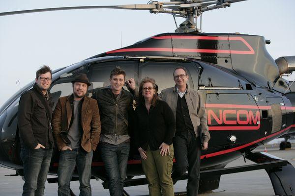 Tron Legacy ENCOM Helicopter
