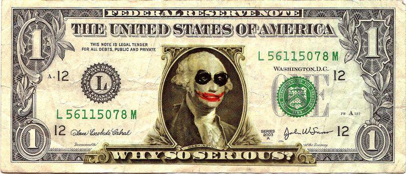 Joker dollar