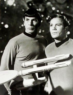 Star Trek - Poster child for the failure of ratings-driven TV