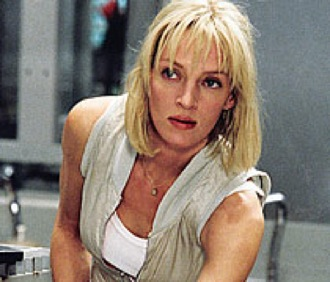 Uma Thurman in Paycheck