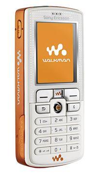 Sony Ericsson Walkman W800i