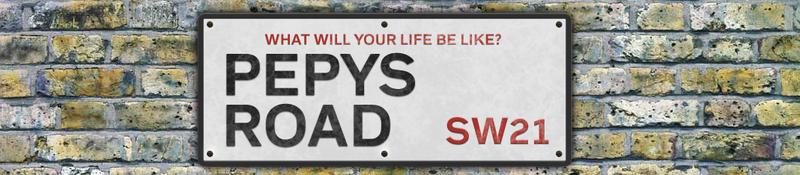 Pepys Road