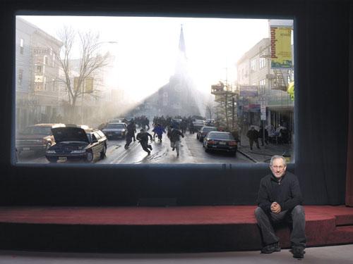 Steven Spielberg - War of the Worlds
