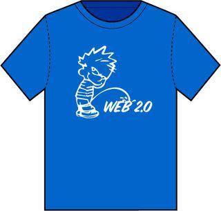 Web 2.0 tee