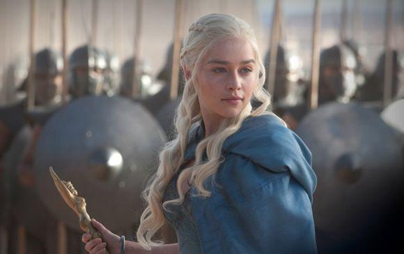 Daenerys Targaryen takes command of the Unsullied