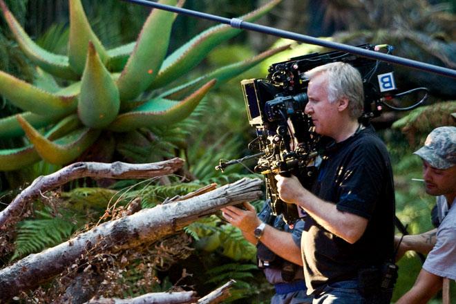James Cameron's 3-D Camera