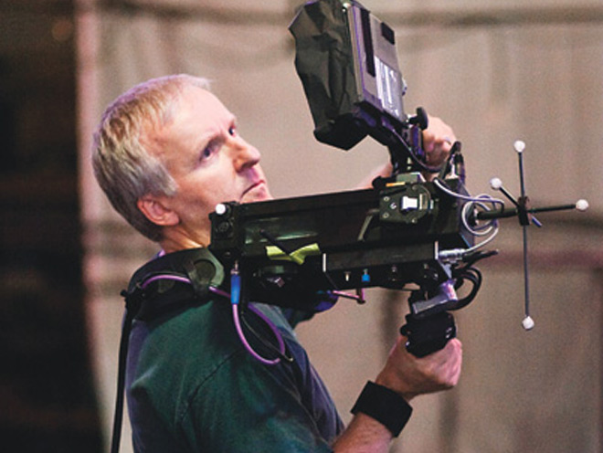 James Cameron's Virtual Camera