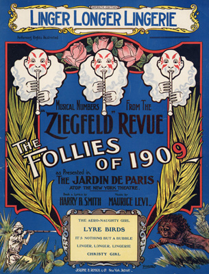The Ziegfeld Follies of 1909